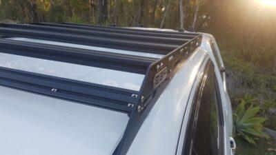 T-Slot aluminium extrusion Roof rack