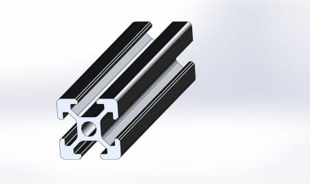 2020 t Slot Aluminium Profile extrusion