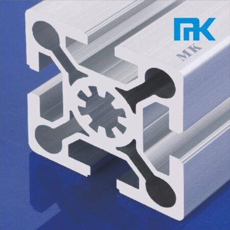 50x50 T-slot aluminium extruded profile