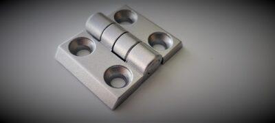 T-Slot aluminium profile hinge