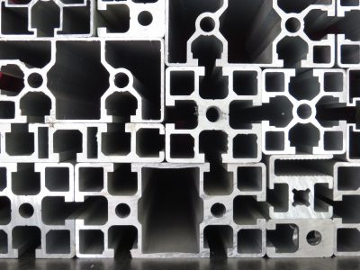 T Slot extrusions
