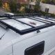 T-Slot camper van roof rack