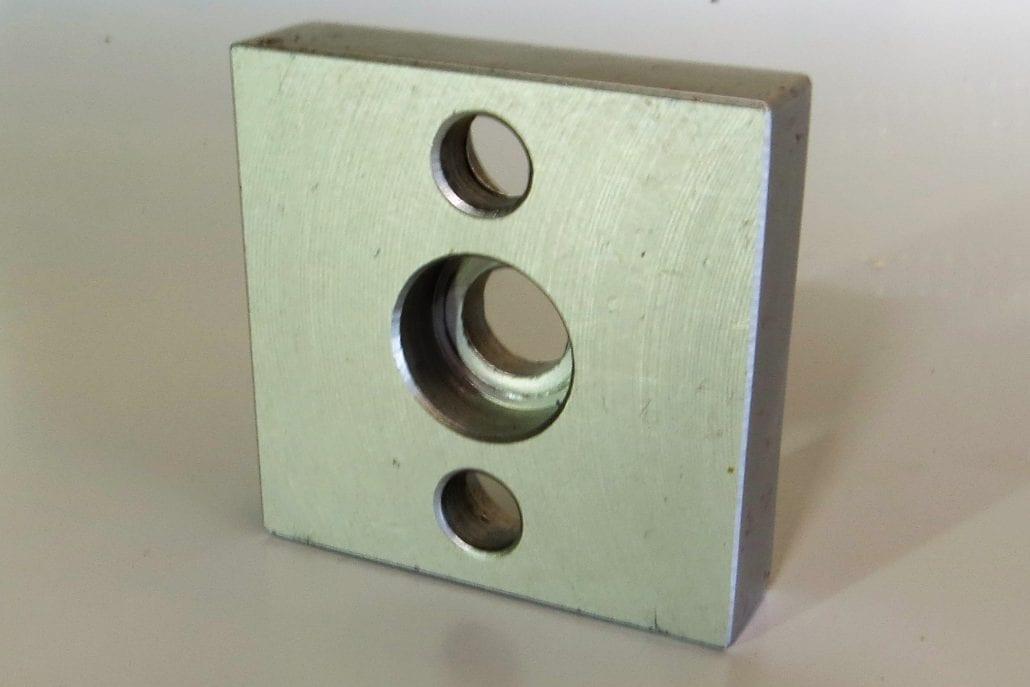 Aluminium profile Clamping Plate