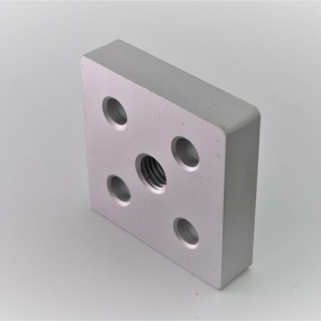 aluminiumprofile Tslot end plate