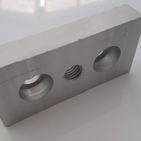 T slot aluminium extrusion end cap