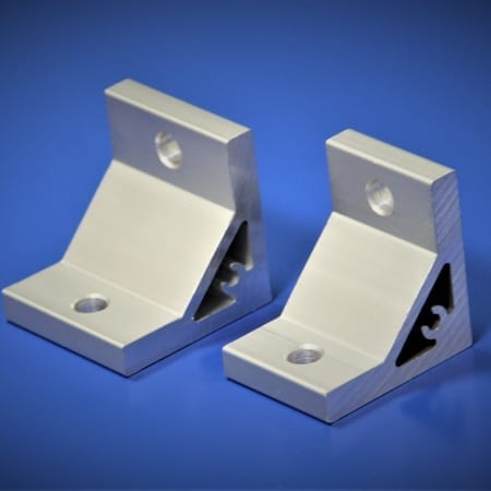 Extrusion corner bracket 90 degrees