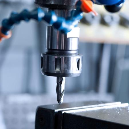 Machining T Slot Aluminium Profile