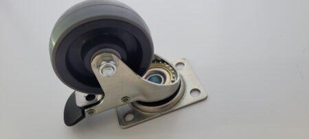 T-Slot accessories wheels and castors
