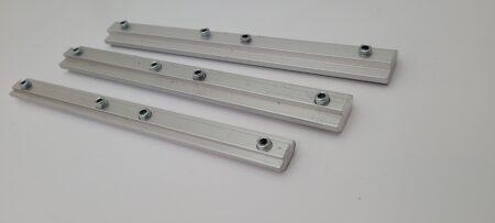 T-Slot aluminium linear joiners