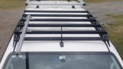 T-Slot Aluminium 3060 roof