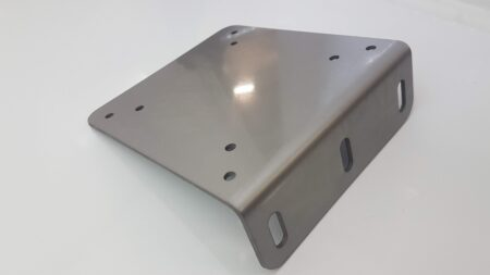VESA mount T-slot mounting plate